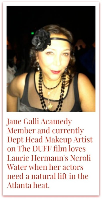 Jane Galli - Make Up Artist