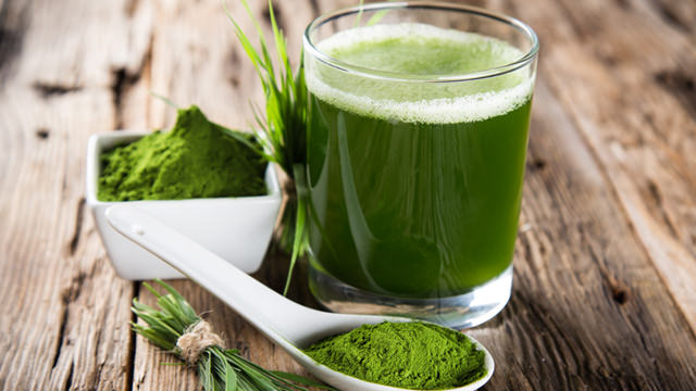 Day 5 of 40 Lifestyle Transformation – Green Shake