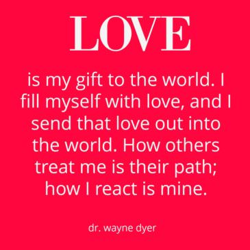 23 of 40 lifestyle shift   love the ones your with